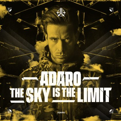 Adaro - The Sky is The Limit Cover